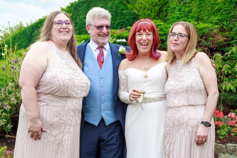 Williams Murphy Wedding St Francis Church Grange Moor Hotel Maidstone